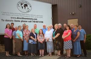 DirectLine Missionary Transport Help